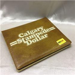 1982 Calgary Stampede Dollars