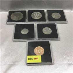1979 Canada Six Coin Proof Like Set