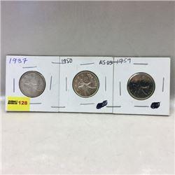 Canada Twenty Five Cent (3)