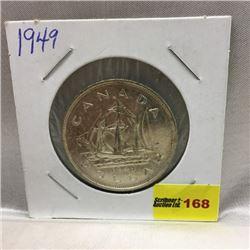 Canada Silver Dollar