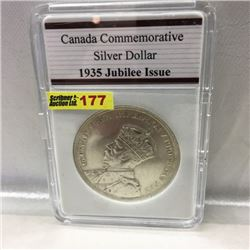 Canada Commemorative Silver Dollar