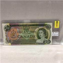 Canada $20 Bill *1969