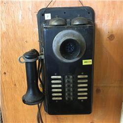 """""""DeVeau"""" Convent/Church Phone"""
