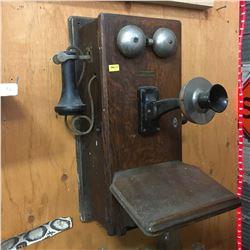 Northern Electric Box Phone