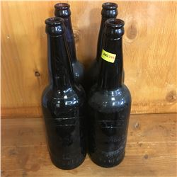 Victoria Brewing Co. Bottles (4)