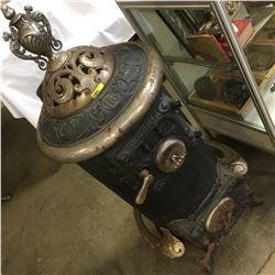 """Parlor Stove: Alberta 116 """"The Moffat Stove Co Ltd Weston, Ont"""""""