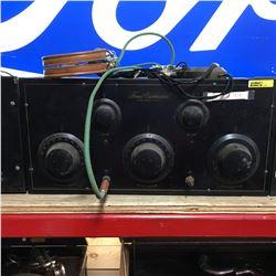 Radio: Freed-Eisemann Model FE-15 w/Earphones & Microphone