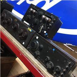 Radios (3): DeForest Crosley 52, Radiola III - A, Atwater Kent