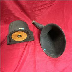 Speaker & Horn