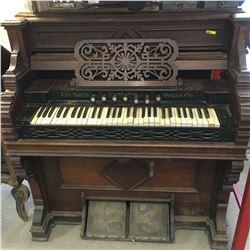"Pump Organ ""Smith American Organ Co Boston"""