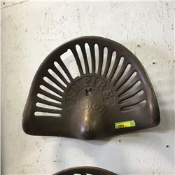 Cast Iron Implement Seat: EMPIRE AKRON 0