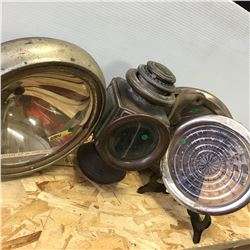 Vintage Automobile Lamp Collection (4)