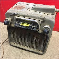 Sodnomatic Car Radio