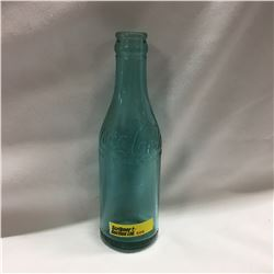 Early 1900's Coca-Cola Bottle (Blue)