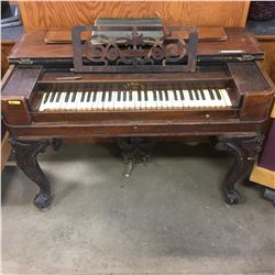 "Reed Pump Organ ""R.S. Williams Toronto"""