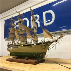 Stadsrad Erikson Oslo Model Ship