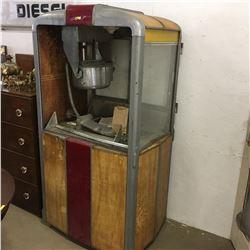 """""""STAR"""" Vintage Movie Theatre Popcorn Machine"""