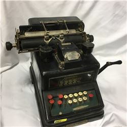 """Dalton"" Listing & Calculating Machine"