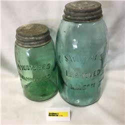 Swazee's Jars (2)