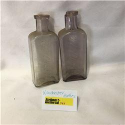 Winchester Bottles (2)