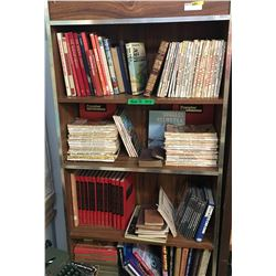 Book Case FULL of Books: How to, DIY, Mysteries & More !