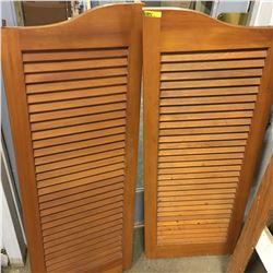 Saloon Doors