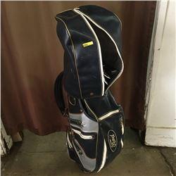 """FORD"" 1986 Golf Clubs Set w/Bag LIMITED EDITION 0001/3000"