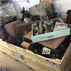 Crate Lot: Repurposer's Dream !  This is for the Collector, Picker & Whatever Else Pinterests You !