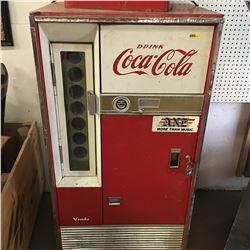 Drink Coca-Cola Vendo 63 Coke Machine