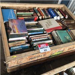 CRATE LOT #3: Book Sets & International Travel