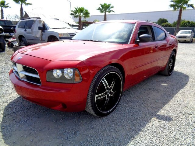 DODGE CHARGER 2006 T/REPO