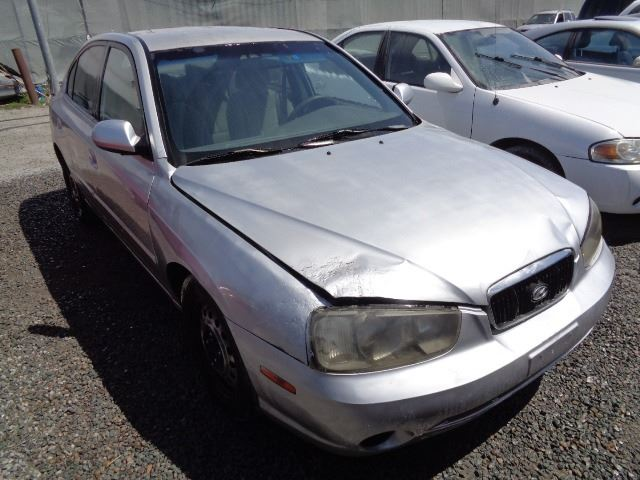 hyundai elantra 2003 t donation live auction world