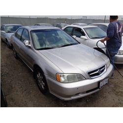 ACURA TL 1999 APP  DUP/T-DON