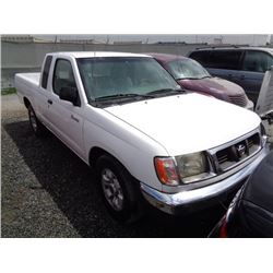 NISSAN FRONTIER 2000 T-DONATION