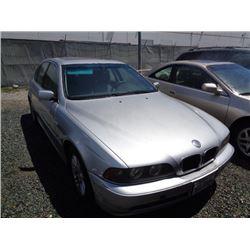 BMW 530I 2003 T-DONATION