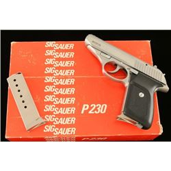 Sig Sauer P230SL .380 ACP SN: S004330