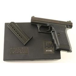 Heckler & Koch HK P7 M8 9mm SN: 16-111752