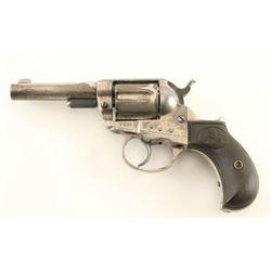 Colt 1877 Lightning .38 Cal SN: 50815