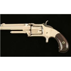 Smith & Wesson Mdl 1 1/2 .32 RF SN: 106551