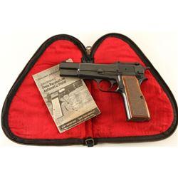 Browning Hi-Power 9mm SN: 76C99642