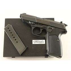 Walther P5 9mm SN: 100891