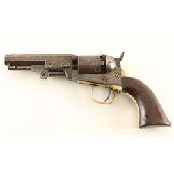 Colt 1849 Pocket .31 Cal SN: 223743