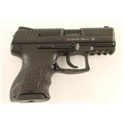 HK P30SK 9mm x 19 SN: 214-024760