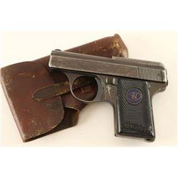 Walther Mdl 9b .25 ACP SN: 559973