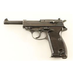 Mauser SVW/45 P-38 9mm SN: 5608e