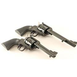 Ruger New Mdl Blackhawk 357/44 Matched Set