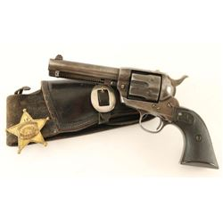 *Colt Single Action Army .38 WCF SN: 386816