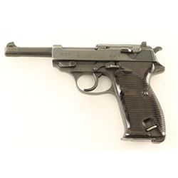 Walther P.38 9mm SN: 2926b