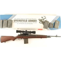 Springfield M1A Loaded .308 SN: 130587
