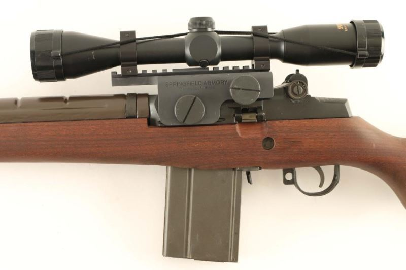 Springfield M1A Loaded  308 SN: 130587